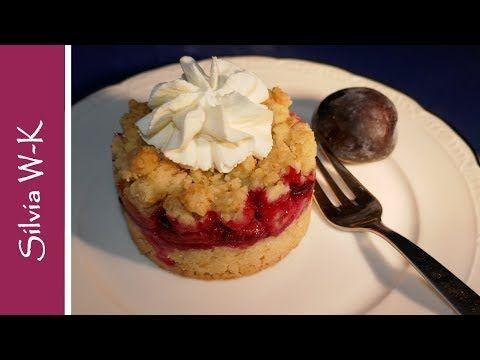 Zwetschgenkuchen Mini Tortchen Pflaumenkuchen Einfachste Herstellung Single Haushalt Youtube Zwetschgen Kuchen Zwetschgenkuchen Kuchen Ohne Backen
