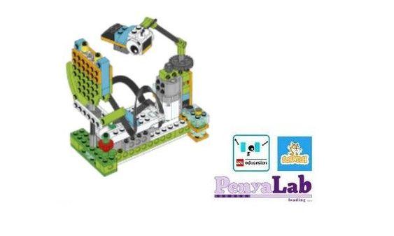 Lego wedo + Scratch – Plantes polinitzadores
