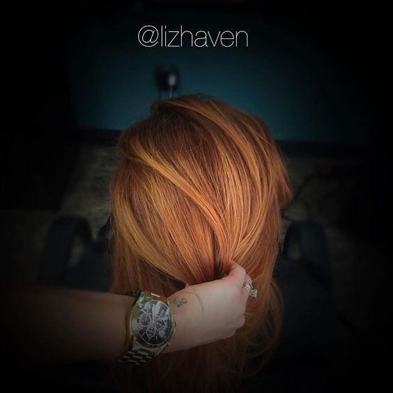 "lizhavenhair@gmail.com on Instagram: ""#hairhigh. ✊ """