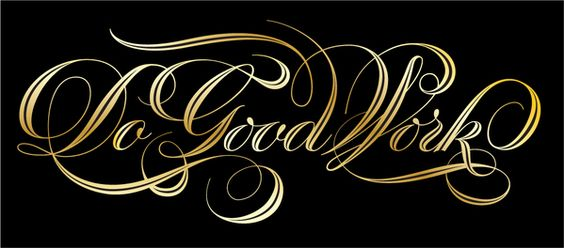 Lettering 2012 by Andrei Robu, via Behance