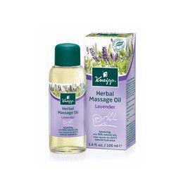 Kneipp Lavender Massage Oil
