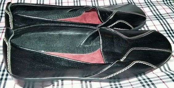 Women's Size 8 Black AEROSOLES Slip on Loafers EUC #Aerosoles #LoafersMoccasins #Casual