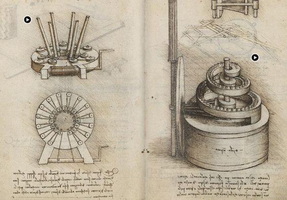 Resultado de imagen de leonardo da vinci codex i