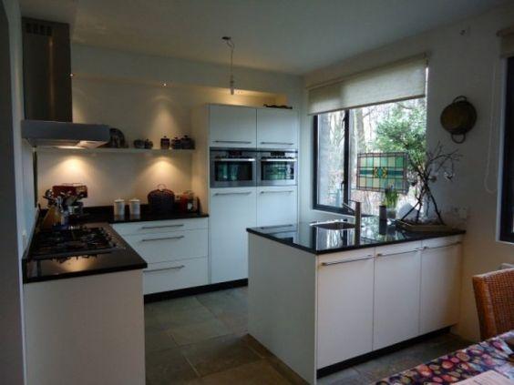 Keuken keuken indeling inspirerende foto 39 s en idee n van het interieur en woondecoratie - Open keuken idee ...
