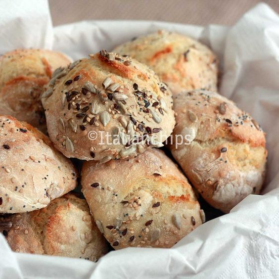 French easy bread with no kneading