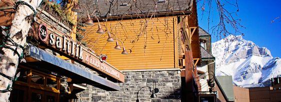 Saltlik Steakhouse   Banff, AB