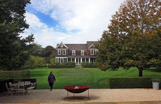 Barefoot Contessa 39 S Home In The Hamptons Ina Garten 39 S