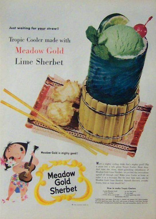 Thesis on icecream advertising