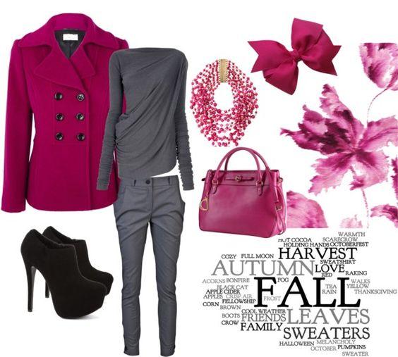 """autumn"" by kiera-van-witte ❤ liked on Polyvore"