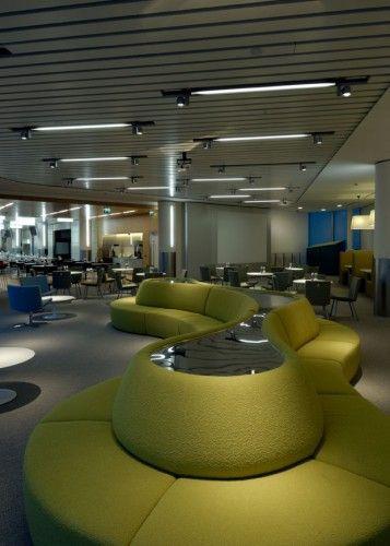 Nulty Norton Rose Headquarters London Commercial Interior