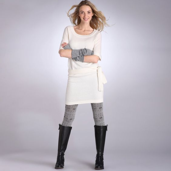 Robe-pull lambswool La Redoute Creation | La Redoute