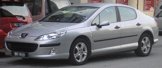 peugeot 407 i had one of these as a company car at ikon. quite