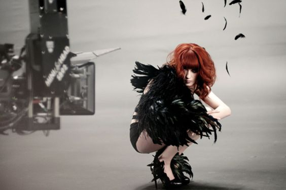 Florence Welch. Style Icon