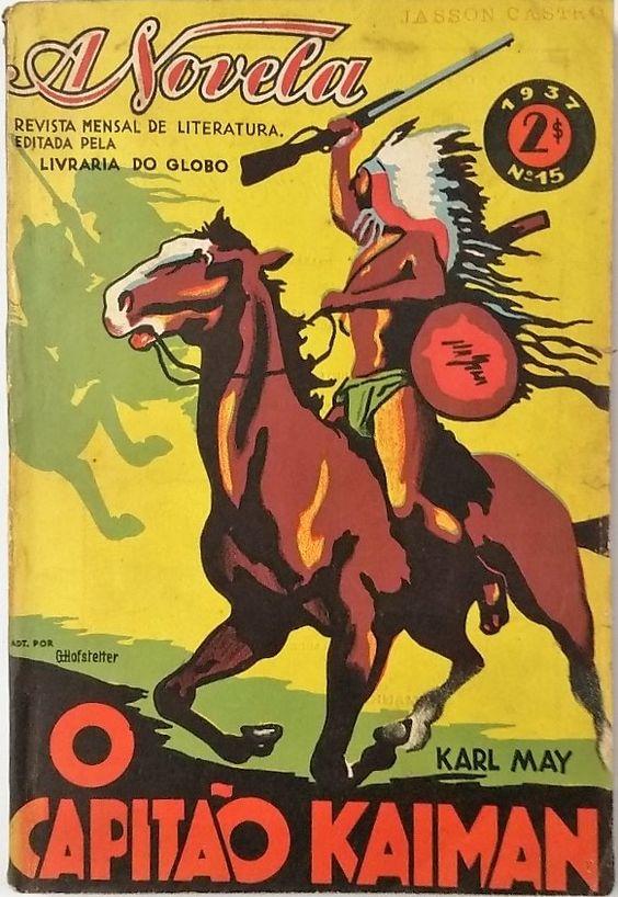 Revista A Novela número 15, 1937: