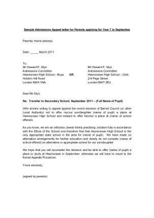 Academic Appeal Letter Zan Zaske Zanzaske On Pinterest