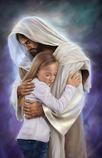 Jesus our Comforter which is the Holy Spirit