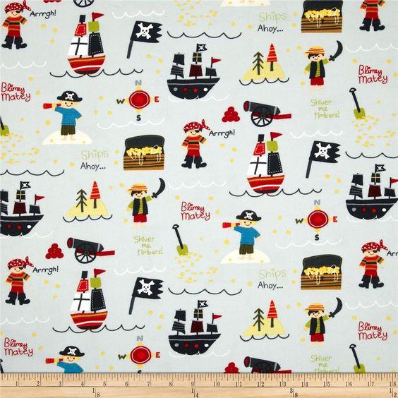 piratas personajes