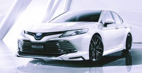 2018 Toyota Camry All Black Review Ratings Specs Prices And Photos The New Camry Is Created At A Georgetown Toyota Camry Camry Toyota Cars