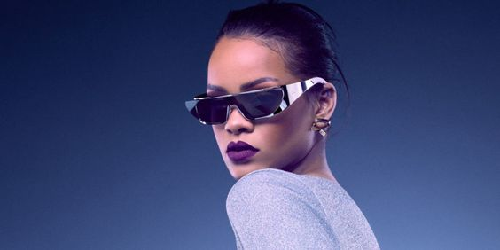 Rihanna Dior Sunglasses Collaboration - Rihanna Designs Sunglasses Collection for Dior: