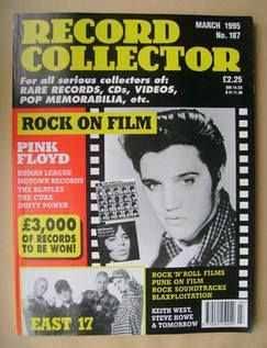 Elvis on magazine