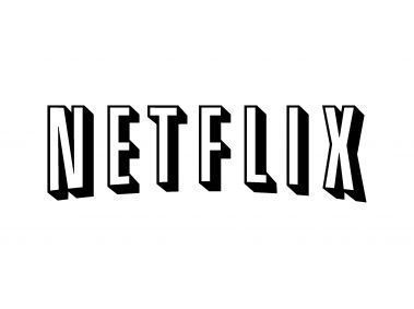 Netflix Black Logo Free Pattern And Tutorials Black Netflix Netflixlogo Black And White Stickers Black And White Aesthetic Black And White Logos