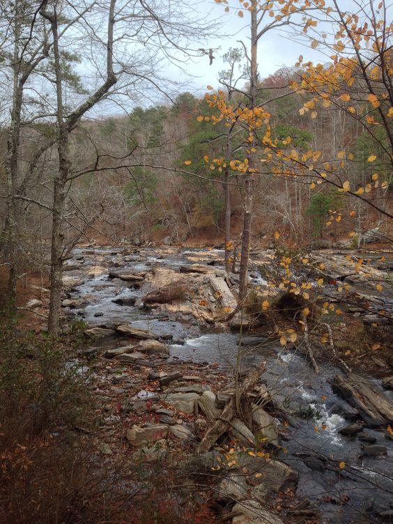 Sweetwater Creek, Lithia Springs, Georgia