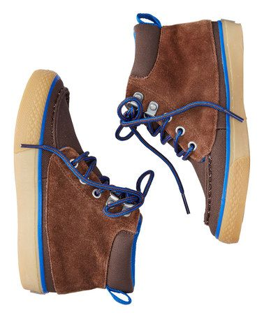 Another great find on #zulily! Stable Erik Suede Chukka Boot by Hanna Andersson #zulilyfinds