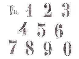 おしゃれ 数字 フォント の画像検索結果 数字 フォント かわいい 数字 フォント かわいい