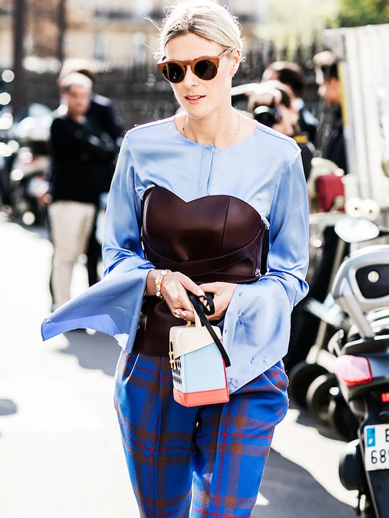 This Is the Next Generation of the Dramatic Sleeve Trend via @WhoWhatWear