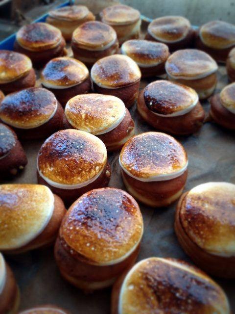 Fluffernutter Doughnuts by Toronto's Dough by Rachelle