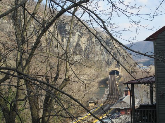 Harpers Ferry WV.