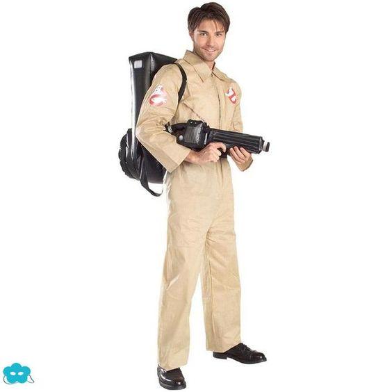 Disfraz de cazafantasmas para hombre