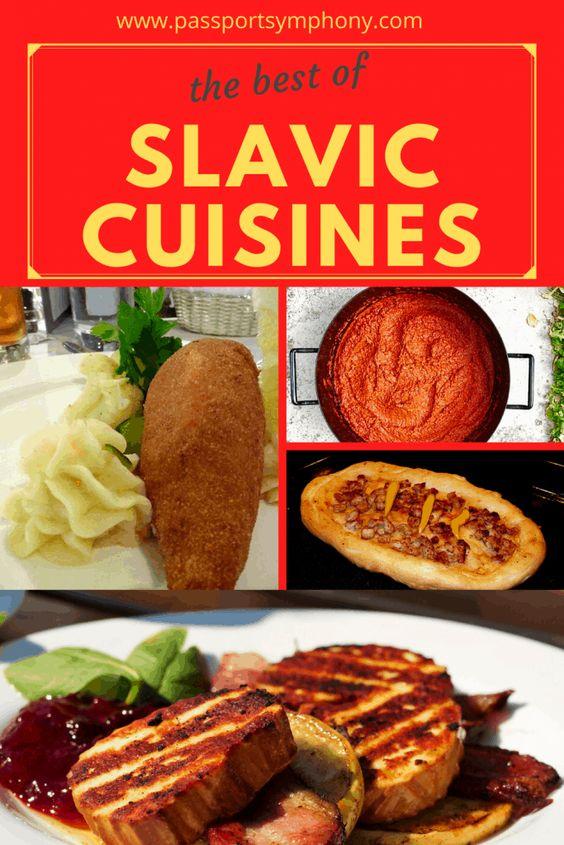 slavic food