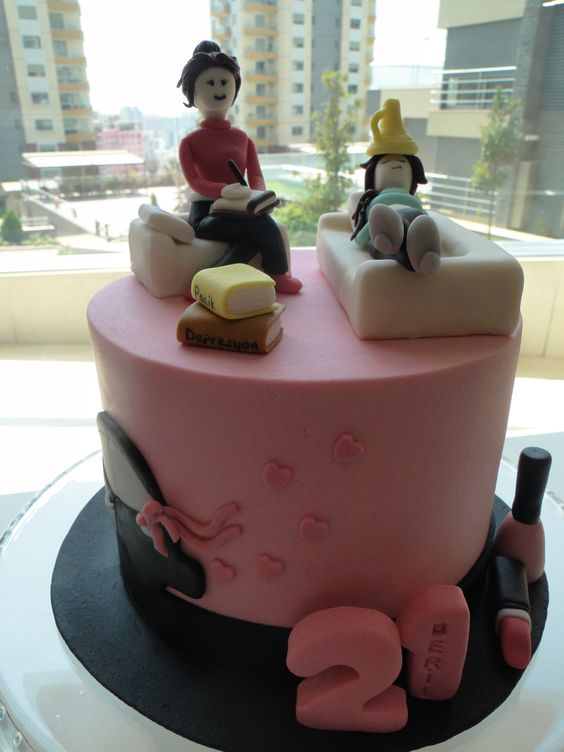 Psikolog pastası.. She bee pasta&kurabiye She bee cake ...