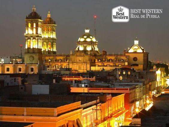 EL MEJOR HOTEL EN PUEBLA. Dar un paseo por la ciudad de Puebla, le permitirá conocer y descubrir las maravillas de la capital. Desde sus artesanías y hasta su arquitectura, le aseguramos que está por vivir una gran experiencia en su próximo viaje. En Best Western Real de Puebla, le invitamos a hospedarse en nuestras instalaciones, donde comenzará la magia de su recorrido. Reserve al (222)2300122. #hotelenpuebla
