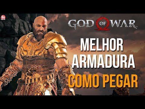 God Of War Como Pegar A Armadura Das Valquirias Melhor Set Do Jogo Youtube God Of War Armadura Valquirias