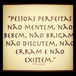 .Pessoas perfeitas:
