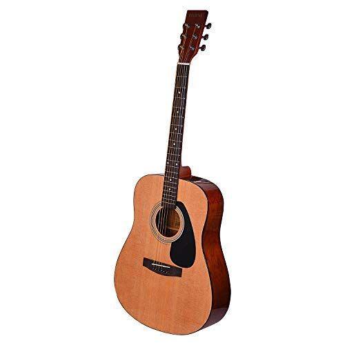 Kadence A311 6 Strings Acoustic Guitar Natural Guitar Acoustic Guitar Acoustic