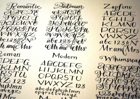 Calligraphy Lessons Domestikatedlife Lettering