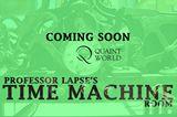 Our new #adventure: Professor Lapse's Time Machine Room. #escaperoom #quaintworld