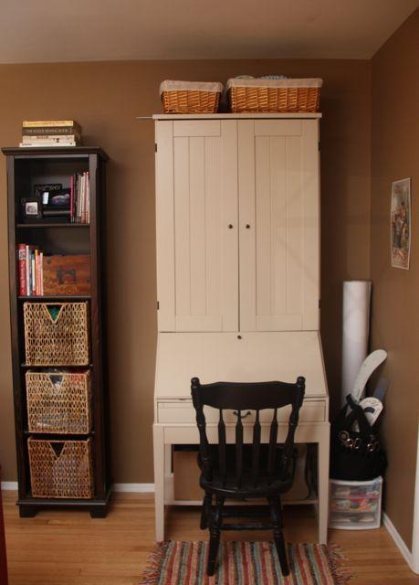 similar to ikea hemnes secretary desk with hutch 325 160