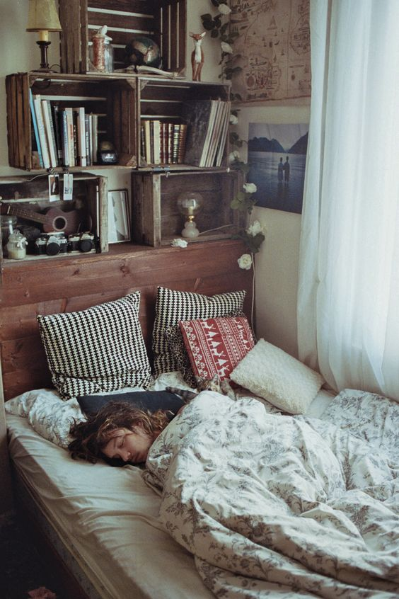 This looks like the most comfiest place in the world:
