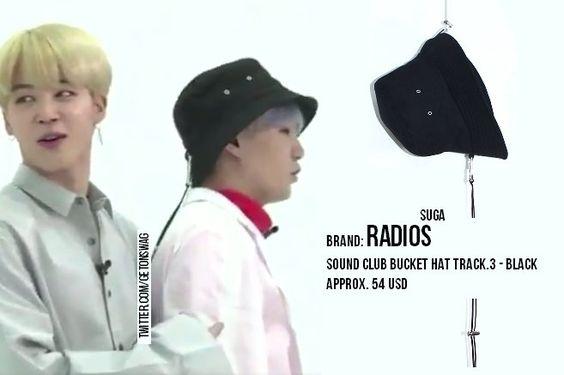 SUGA  #SUGA 170918  comeback special #BTS  #방탄소년단  #민윤기  RADIOS Sound Club Bucket Hat Track.3 - Blackpic.twitter.com/PWcroKMM3M
