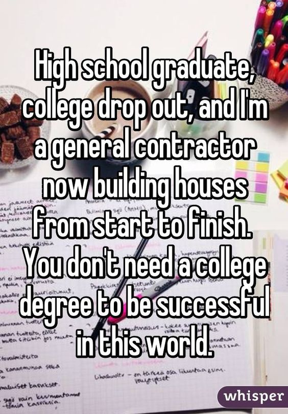 What college degree(s) do I need?