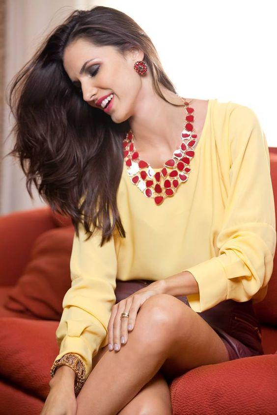 Seja qual for o seu desejo, uma coisa é certa: você já vai começar o ano linda!   www.juv.com.br/you/lennybiju