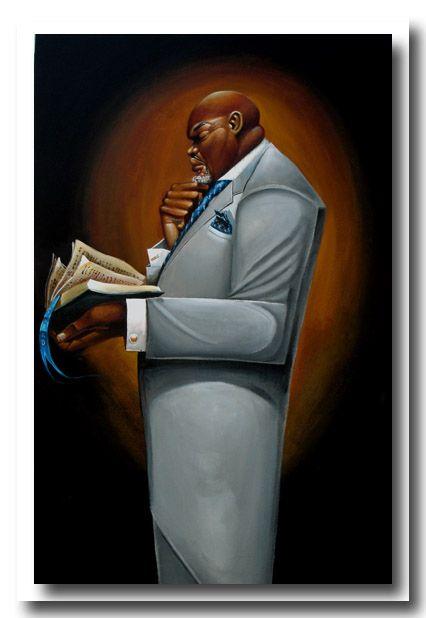 Rev. T.D. Jakes by Morrison Graphics<3