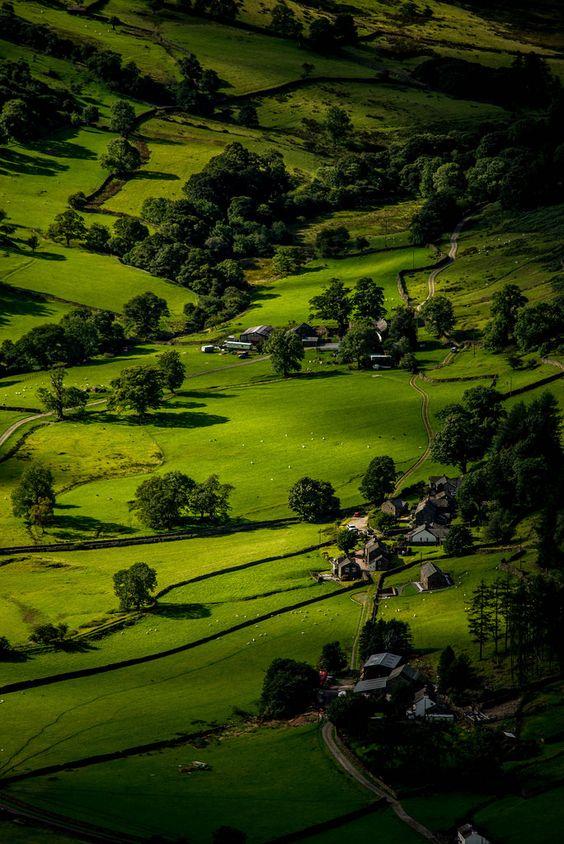 Deepdale, Cumbria, England