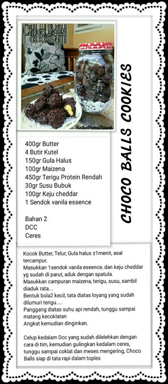 Pin Oleh Mama Viscabarcs Di Recipes Kartu Resep Resep Makanan
