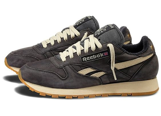 Reebok Leather Boots