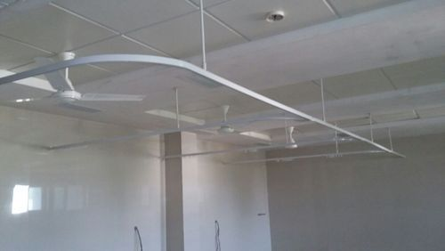 Image Result For Ceiling Hanging Cloth Divider Cubicle